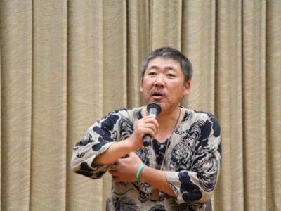 講師の中村文昭先生