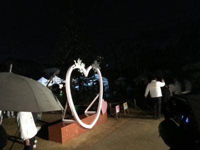 市民参加型交流事業 「HANDA 恋芽(レンガ) ~出会いの芽、きっと花咲く~」が開催されました。