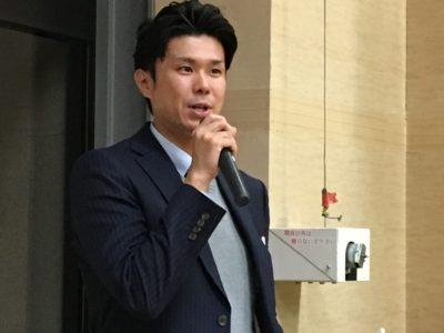 司会は前田裕隆君。