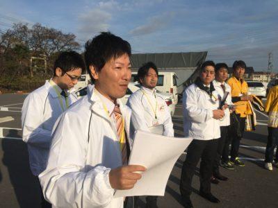 副委員長榊原直樹君による説明。