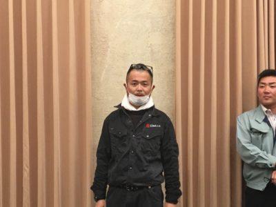 坂田篤会長による挨拶