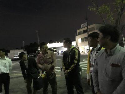 永坂監事所見