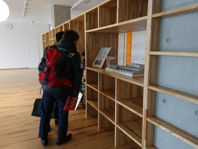 ひだまりホールは、災害があったときの避難場所としても活用できるように設計されています。