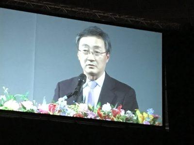 渋沢栄一さんの子孫の方の講演を聞きました。