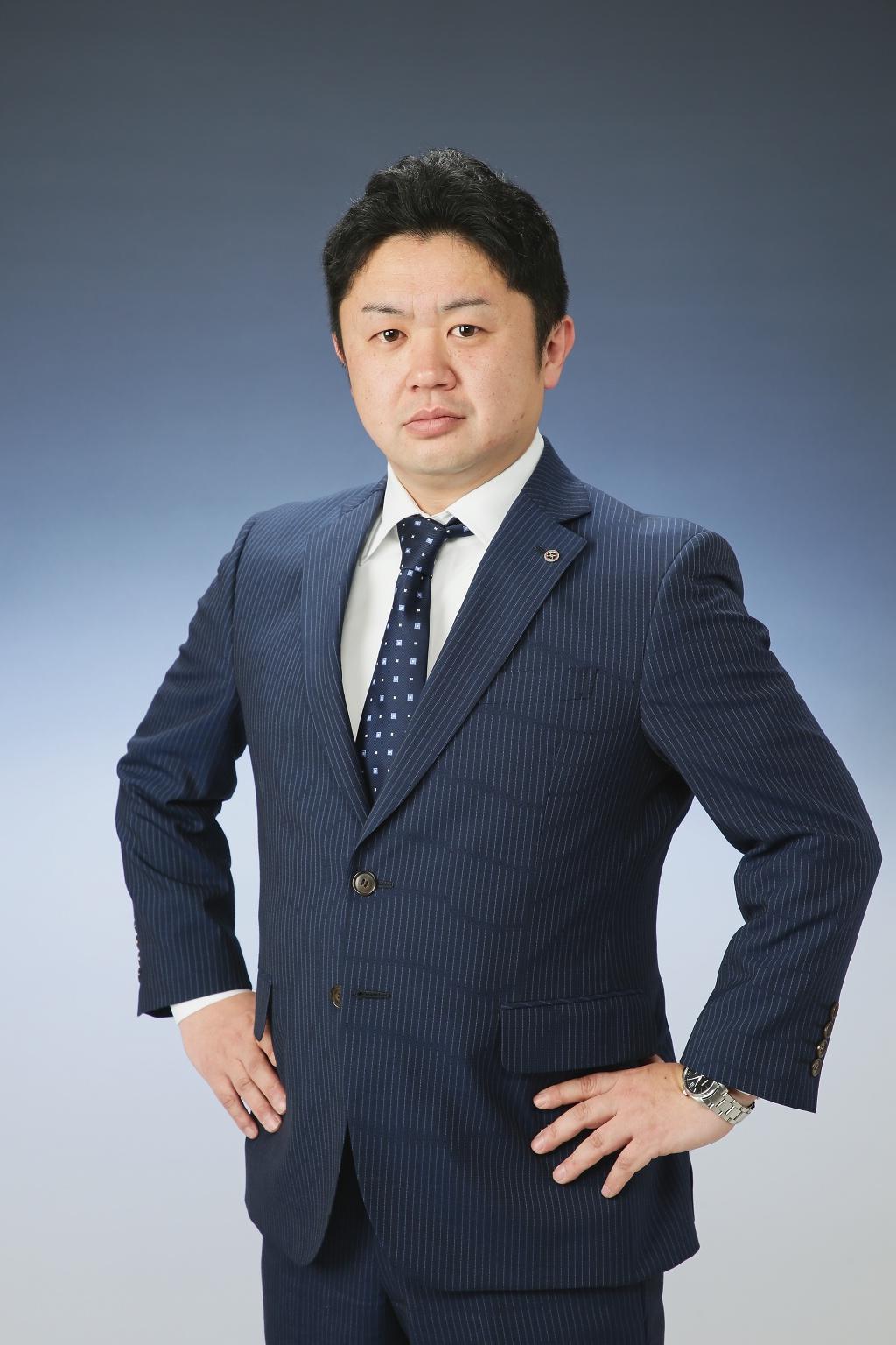 令和元年度 榊原 顕太郎 会長