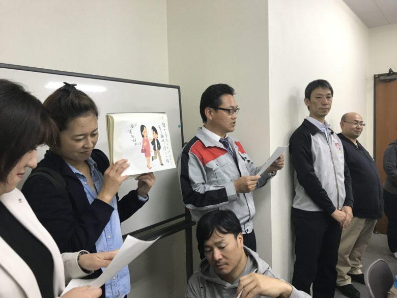 ナレーション前半は杉浦晴美さん、後半を山田耕治さんにやっていただきました。