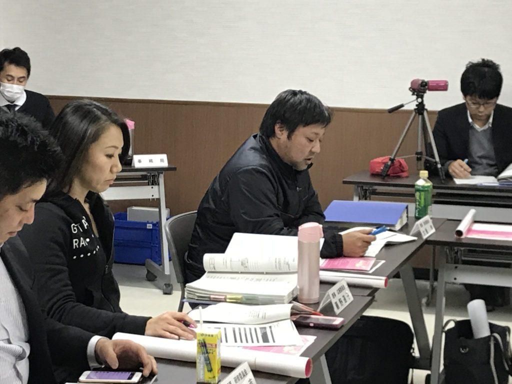 渉外委員会 大橋孝委員長から愛知県YEG DAY収支決算報告審議が上程されました。