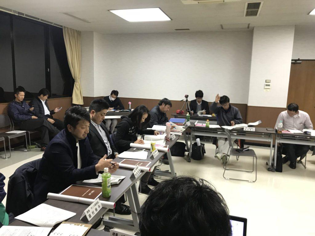 賛成多数で可決。全国大会は岐阜県です!いつもより近い!恵那分科会からみんなで参加しよう!