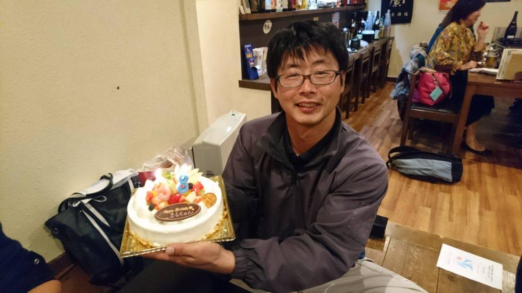 丸山委員長 お誕生日おめでとう🎉